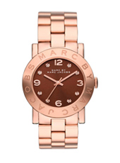 Marc Jacobs Amy-Rose-Gold MBM3167 - 2012 Fall Winter Collection