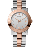 Marc Jacobs Amy-Bicolor-Rose-Gold MBM3194 - 2012 Fall Winter Collection
