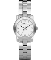 Marc Jacobs Amy-Mini-Silver MBM3055 -