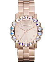 Marc Jacobs Amy-Scaliop-Rose-Gold MBM3223 - 2013 Spring Summer Collection