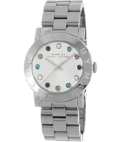 Marc Jacobs Amy-Stones-Silver MBM3140 - 2012 Fall Winter Collection