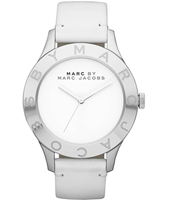 Marc Jacobs Blade-White-Silver MBM1200 - 2012 Fall Winter Collection