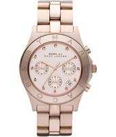 Marc Jacobs Blade-Chrono-Rose-Gold MBM3102 - 2012 Fall Winter Collection