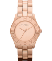 Marc Jacobs Blade-Medium-Rose-Gold MBM3127 - 2012 Fall Winter Collection