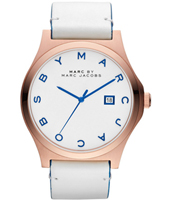 Marc Jacobs Henry-White-&-Blue MBM1249 - 2013 Spring Summer Collection