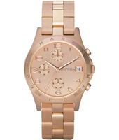Marc Jacobs Henry-Chrono-Rose-Gold MBM3074 -