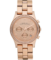 Marc Jacobs Henry-Chrono-Rose-Gold MBM3118 -