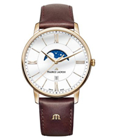 Eliros 40mm Swiss Gents Watch with Moonphase
