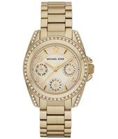 Michael Kors Blair-Mini-Gold-Glitz MK5639 - 2013 Spring Summer Collection
