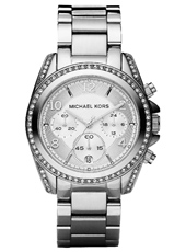 Michael Kors Blair-Silver-Glitz MK5165 - 2009 Fall Winter Collection