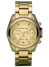 Michael Kors Blair-Gold-Glitz MK5166 - 2009 Fall Winter Collection