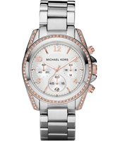 Michael Kors Blair-Silver-&-Rose-Gold MK5459 -