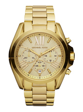 Michael Kors Bradshaw-All-Gold MK5605 - 2012 Spring Summer Collection