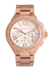 Michael Kors Bradshaw-Rose-Gold-Glitz MK5636 - 2012 Spring Summer Collection