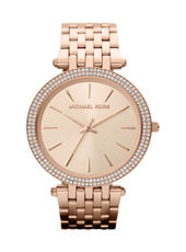 Michael Kors Darci-Rose-Gold-Glitz MK3192 - 2012 Fall Winter Collection