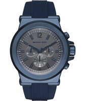 Dylan Big 48mm Blue chronograph with date