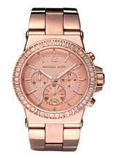 Michael Kors Dylan-Rose-Gold-Glitz MK5412 - 2011 Spring Summer Collection