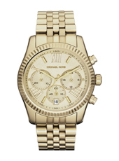 Michael Kors Lexington-Chrono-Gold MK5556 - 2012 Fall Winter Collection