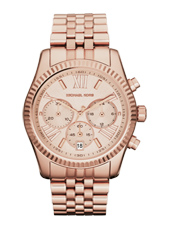 Michael Kors Lexington-Chrono-Rose-Gold MK5569 -