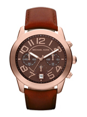 Michael Kors Mercer-Medium-Rose-Gold MK2265 - 2012 Fall Winter Collection