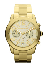Michael Kors Mercer-Chrono-Gold MK5726 - 2012 Fall Winter Collection