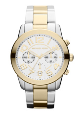 Michael Kors Mercer-Chrono-Bicolor MK5748 - 2013 Spring Summer Collection