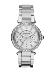Michael Kors Parker-Silver-Glitz MK5615 - 2012 Spring Summer Collection