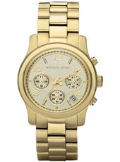 Michael Kors Runway-Chrono-All-Gold MK5055 - 2009 Spring Summer Collection