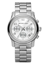 Michael Kors Runway-All-Silver MK5076 - 2009 Spring Summer Collection