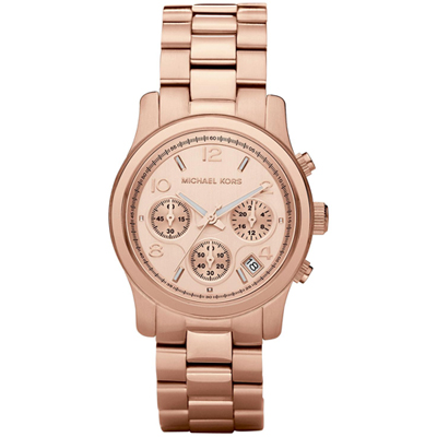 Michael Kors Runway-Rose-Gold MK5128 - 2010 Fall Winter Collection