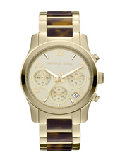 Michael Kors Runway-Gold-&-Tortoise MK5659 - 2012 Fall Winter Collection