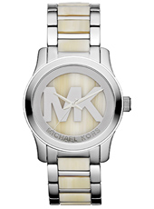 Michael Kors Stainless-Steel-Logo MK5787 - 2013 Spring Summer Collection
