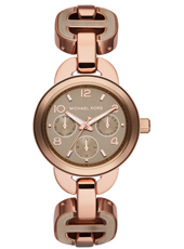 Michael Kors Runway-Mini-Rose-Gold MK4276 - 2013 Spring Summer Collection