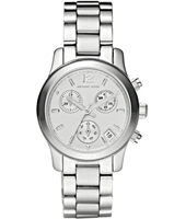 Michael Kors Runway-Mini-Silver MK5428 - 2011 Fall Winter Collection