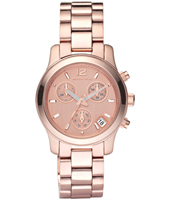 Michael Kors Runway-Mini-Rose-Gold MK5430 - 2011 Fall Winter Collection