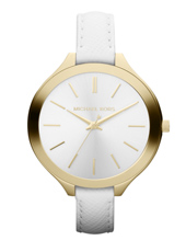 Michael Kors Slim-Runway-Gold-&-White MK2273 - 2013 Spring Summer Collection