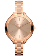 Michael Kors Slim-Runway-Rose-Gold MK3211 - 2013 Spring Summer Collection
