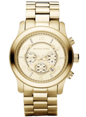 Michael Kors Runway-Big-Gold MK8077 - 2009 Spring Summer Collection