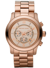 Michael Kors Runway-Big-Rose-Gold MK8096 - 2010 Fall Winter Collection
