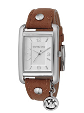Michael Kors Taylor-Silver-&-Brown MK2165 - 2009 Fall Winter Collection