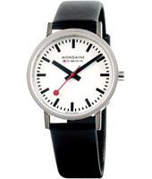 Mondaine Classic-Matte-Leather A660.30314.16SBB -
