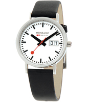 Mondaine Classic-Date-White A669.30008.11SBO - 2011 Spring Summer Collection