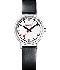 Mondaine Classic-White A658.30323.11SBB - 2011 Spring Summer Collection