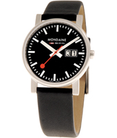 Mondaine Evo-Gents-Big-Date-Black A669.30300.14SBB -