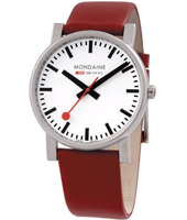 Mondaine Evo-Red A660.30344.11SBC - 2011 Spring Summer Collection