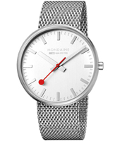 Mondaine Evo-Giant-Ultra-Silver A660.30328.16SBM - 2013 Spring Summer Collection