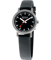Mondaine Evo-Ladies-Black A658.30301.14SBB -