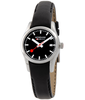 Mondaine Retro-Date-Black A629.30341.14SBB - 2013 Spring Summer Collection