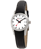 Mondaine Retro-Date-White A629.30341.11SBB - 2011 Spring Summer Collection