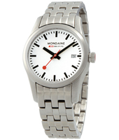 Mondaine Retro-Date-Steel A629.30341.16SBM - 2011 Spring Summer Collection